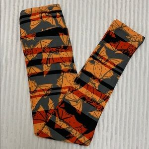 Kid Halloween Leggings NWOT